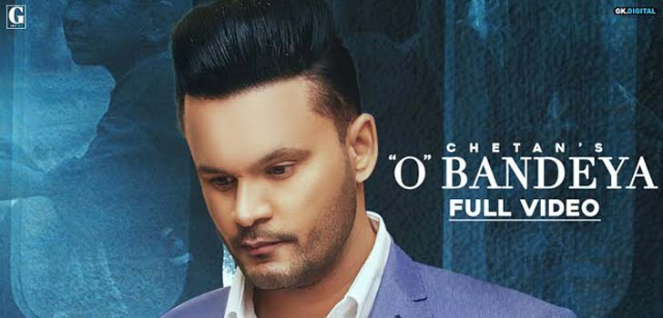 O Bandeya Lyrics by Chetan