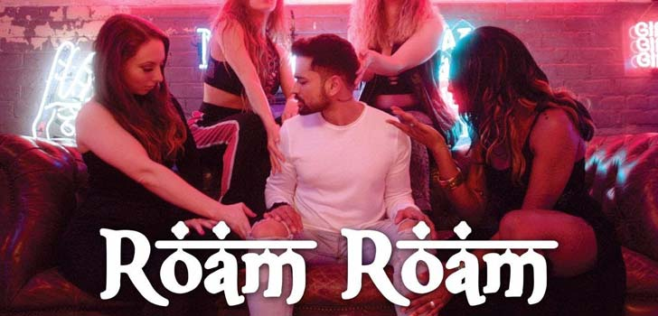 Roam Roam Lyrics by Hamza Faruqui