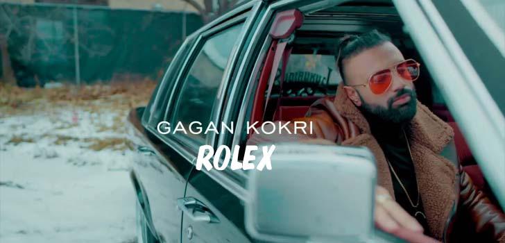 Rolex Lyrics by Gagan Kokri