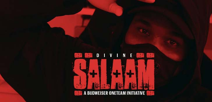Salaam Lyrics by Divine