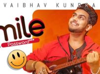 Smile Da Password Lyrics by Vaibhav Kundra