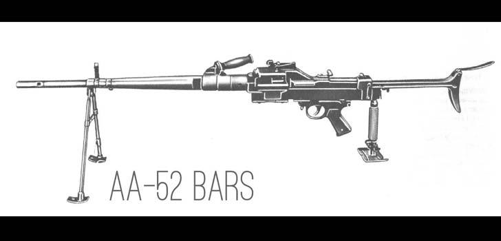 AA-52 Bars Lyrics by Sikander Kahlon