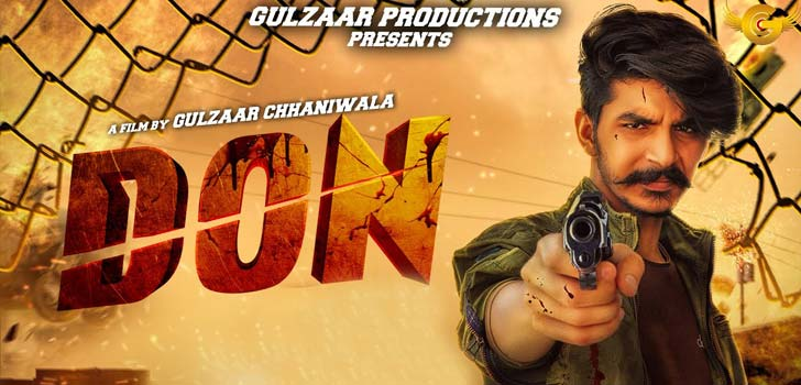 Don Lyrics by Gulzaar Chhaniwala