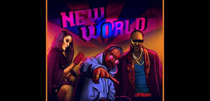 New World Lyrics by Emiway