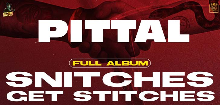 Pittal Lyrics by Sidhu Moose Wala