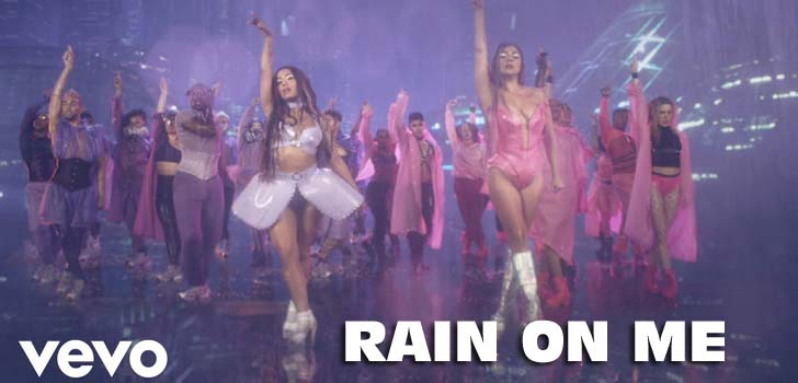 Rain On Me Lyrics by Lady Gaga