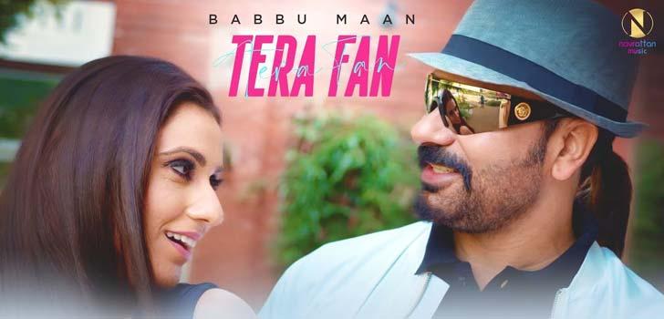 Tera Fan Lyrics by Babbu Maan