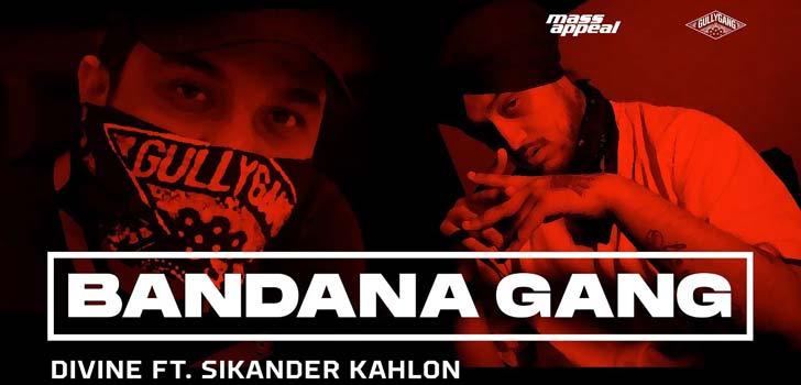 Bandana Gang Lyrics by Divine