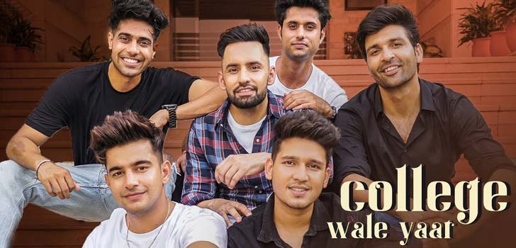 College Wale Yaar Lyrics by Harf Cheema