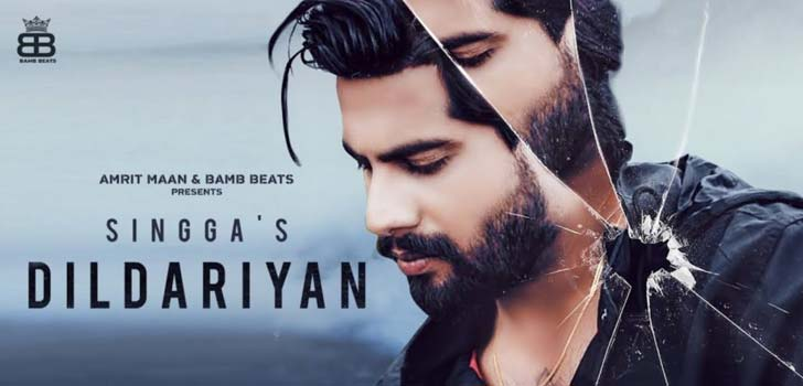 Dildariyan Lyrics by Singga
