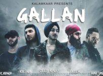 Gallan Lyrics by Deep Kalsi