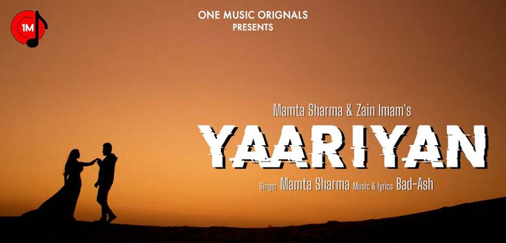 Yaariyan Lyrics by Mamta Sharma