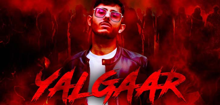 Yalgaar Lyrics by Carryminati