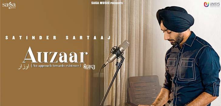 Auzaar Lyrics by Satinder Sartaaj