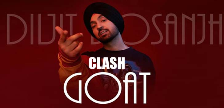 Clash Lyrics by Diljit Dosanjh