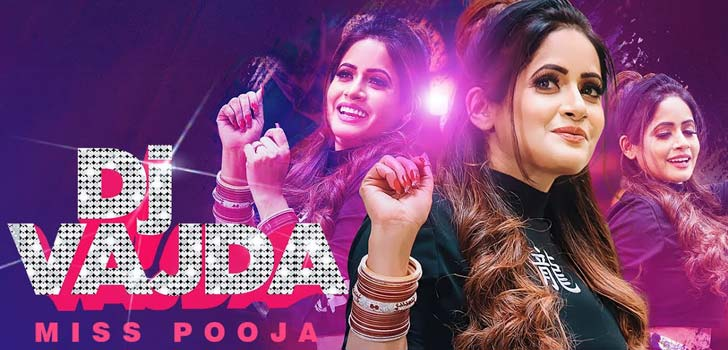 Dj Vajda Lyrics by Miss Pooja
