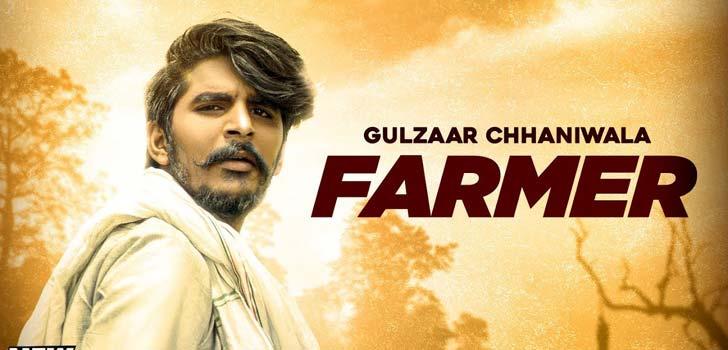 Farmer Lyrics by Gulzaar Chhaniwala