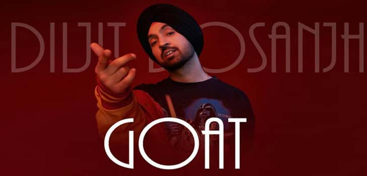Goat Lyrics by Diljit Dosanjh