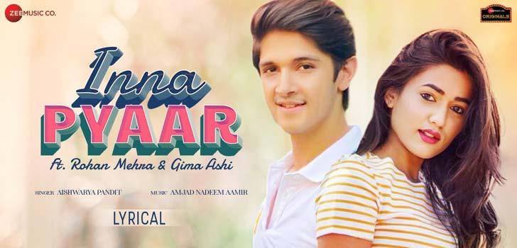 Inna Pyaar Lyrics by Harry Arora feat Gima Ashi