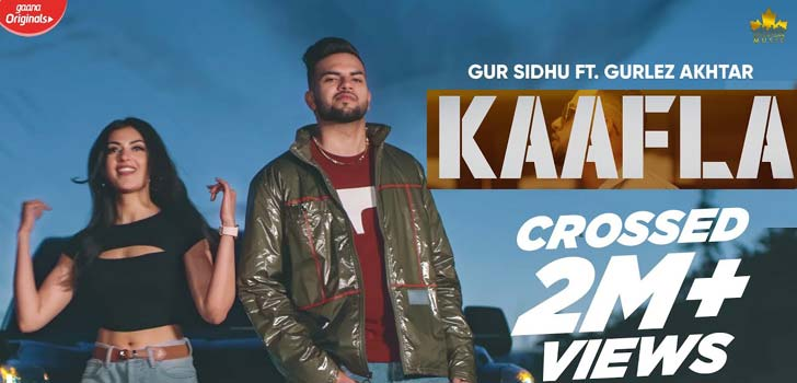 Kaafla Lyrics by Gur Sidhu