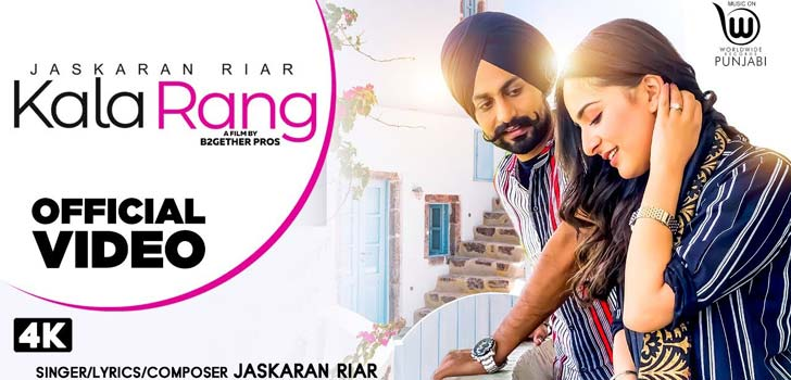 Kala Rang Lyrics by Jaskaran Riar