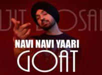 Navi Navi Yaari Lyrics by Diljit Dosanjh
