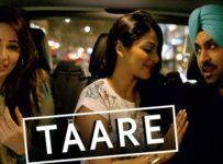 Taare Lyrics by Diljit Dosanjh