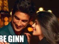 Taare Ginn Lyrics from Dil Bechara