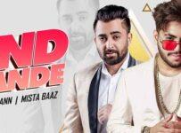 End Bande Lyrics by Mista Baaz and Sharry Maan