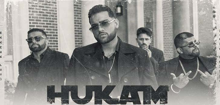 Hukam Lyrics by Karan Aujla
