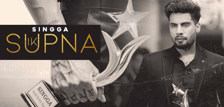 Ik Supna Lyrics by Singga
