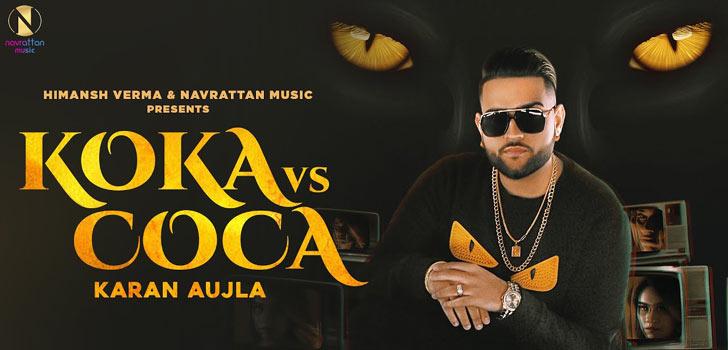 Koka Vs Coca Lyrics by Karan Aujla