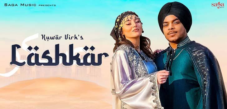Lashkar Lyrics by Kuwar Virk