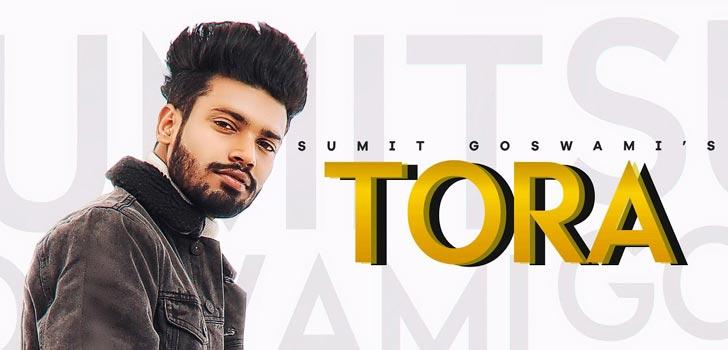 Tora Lyrics by Sumit Goswami
