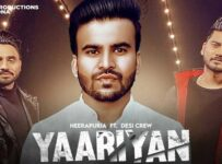 Yaariyan Lyrics by Heerapuria