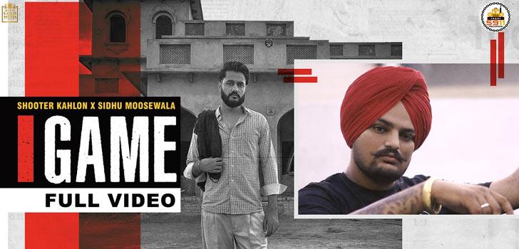 Game Lyrics by Sidhu Moose Wala