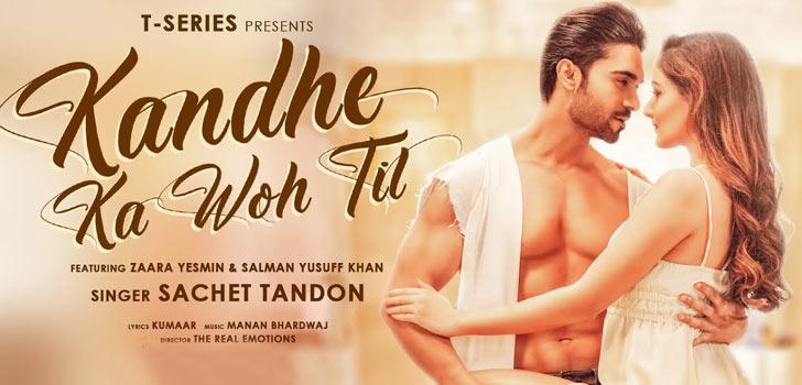 Kandhe Ka Woh Til Lyrics by Sachet Tandon