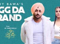 Pagg Da Brand Lyrics by Ranjit Bawa