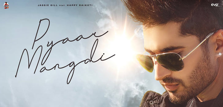 Pyaar Mangdi Lyrics by Jassi Gill