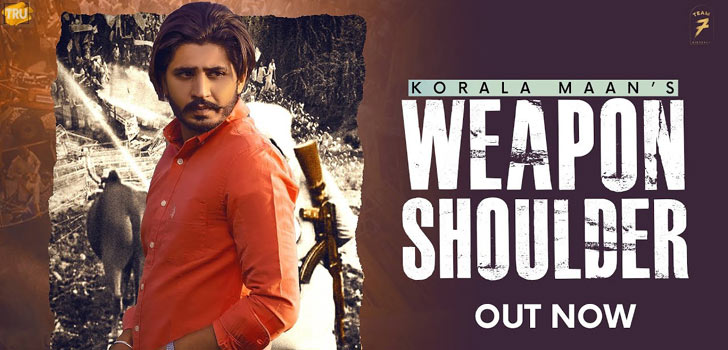 Weapon Shoulder Lyrics by Korala Maan