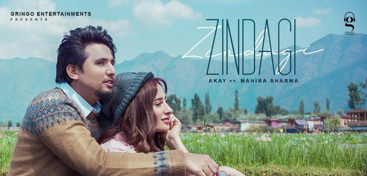 Zindagi Lyrics by A Kay