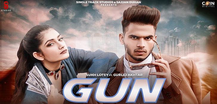 Gun Lyrics by Sukh Lotey