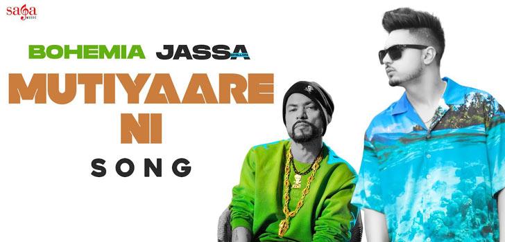 Mutiyare Ni Lyrics by Jassa Dhillon