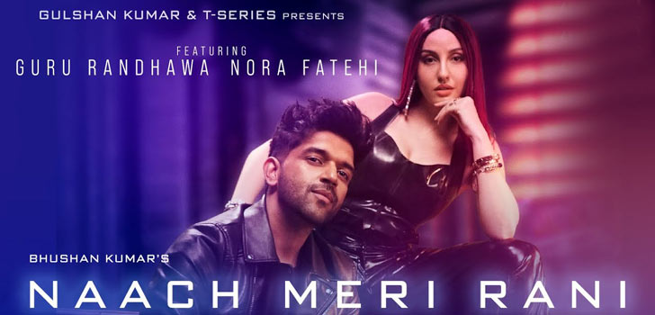 Naach Meri Rani Lyrics by Guru Randhawa