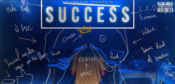 Success Lyrics by Karma
