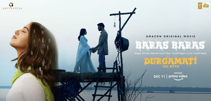 Baras Baras Lyrics from Durgamati by B Praak