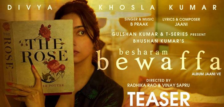Besharam Bewafa Lyrics by B Praak