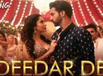 Deedar De Lyrics from Chhalaang