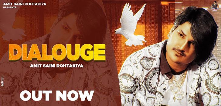 Dialogue Lyrics by Amit Saini Rohtakiya