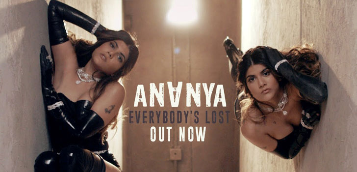 Everybody's Lost Lyrics by Ananya